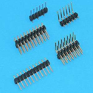"0.100""(2.54mm) Pitch Single Row - Board to Board Connector"