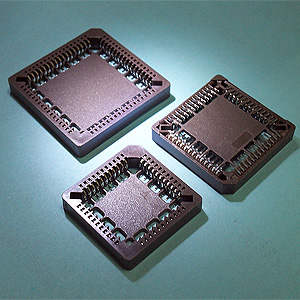 PLCC-S-XX - 1.27mm pitch surface mount PLCC Socket - Chien Shern Enterprise Co., Ltd.