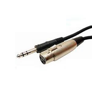 Cable, Microphone, Premium XLR Female to