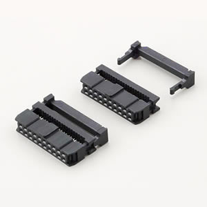 254O3-xxP - IDC Socket - Jaws Co., Ltd.