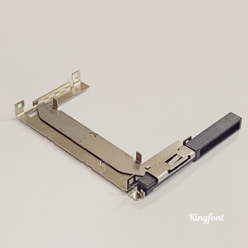 CF Card Connector Ejector, parallel bars type