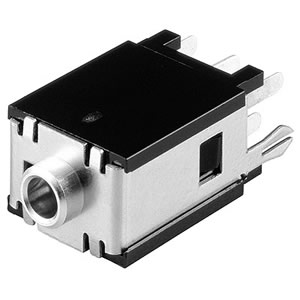 HTJ-035-27 - 3.5mm MINIATURE JACK - Kunming Electronics Co., Ltd.
