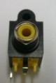 RCA JACK 1PORT 2~4PIN 1 LOCK HOLD HAVE PEG