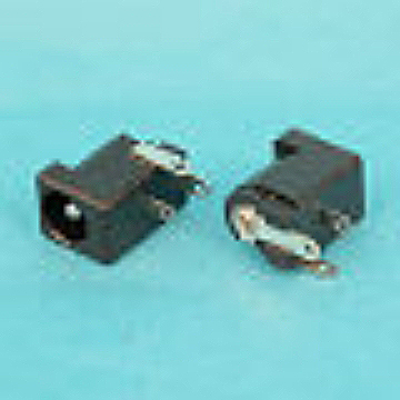 3275-3PAE/ 3275-3PBE - DC Power JACK 3PIN KINK 2.mm AND 2.5mm - Leamax Enterprise Co., Ltd.