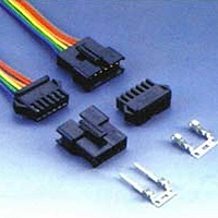 PNIE1 - Pitch 2.50mm Wire To Board Connectors Housing, Wafer, Terminal - Chang Enn Co., Ltd.