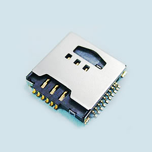 CARD - Memory card connectors