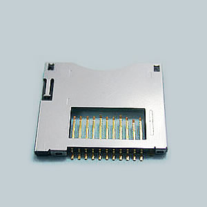 TMSD - Memory card connectors
