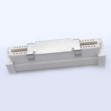 BR077 0.8mm Pitch OCP Hight Speed 12G Board to Board Connector 7.7H Receptacle Connector
