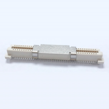 BR037 0.8mm Pitch OCP High Speed 12G Board to Board Connector 3.7H Receptacle Connector