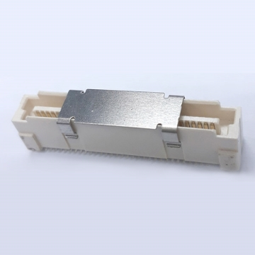 BP077 0.8mm Pitch OCP High Speed 12G Board to Board Connector 7.7H Plug Connector