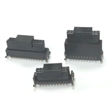 SMC02 1.27mm Pitch Dual Board to Board Female Connector Vertical SMT TYPE (SMC)
