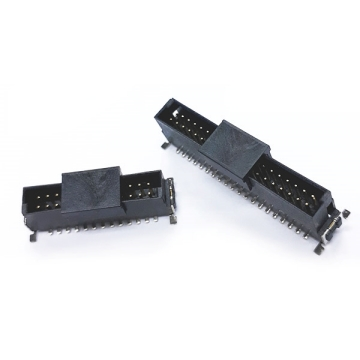 SMC04	 1.27mm Pitch Dual Board to Board Male Connector Vertical SMT TYPE (SMC)