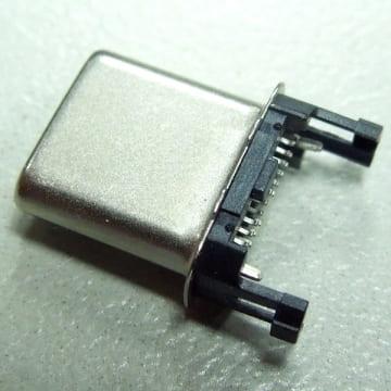 UTC132 USB 3.1 Type C Plug 12+10 Position Connector ( For Gen 2)