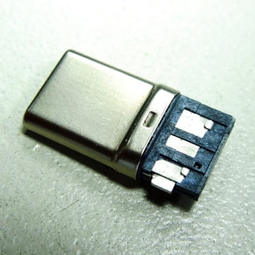 USB191 USB Type C Plug Connector ( Without Signal)