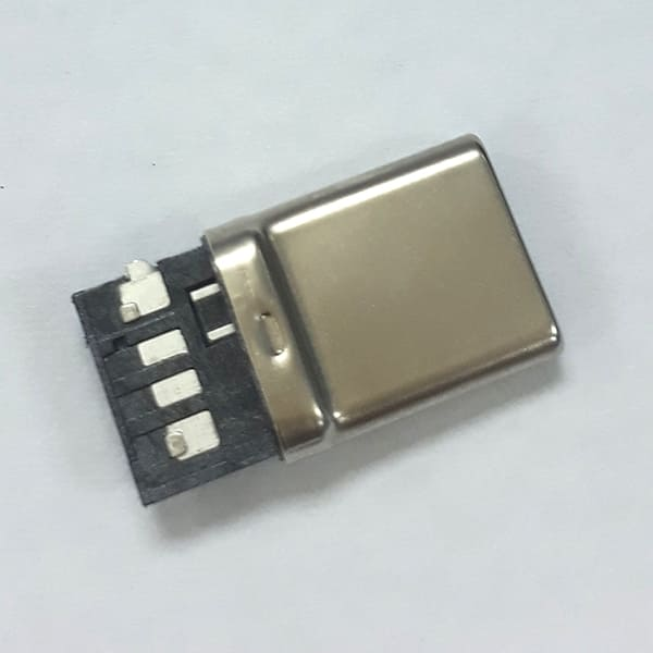 USB Type C Plug Connector