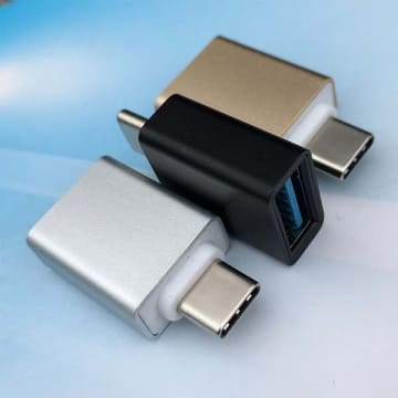UAFCP3601GF0 Type C Male to STD A Female OTG USB 3.0 Adapter