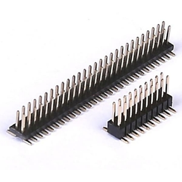 E23 Pin Header Single & Dual Row Single Body Vertical SMT TYPE (Dual Row: 1.27*1.27mm)
