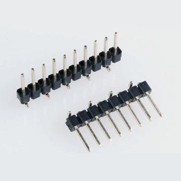 E64 Pin Header Single Row Single Body Vertical SMT TYPE