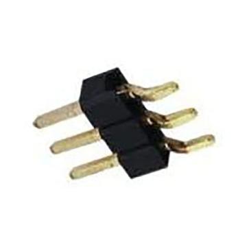 E65 Pin Header Single Row Single Body Horizontal M SMT TYPE