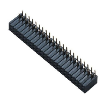 F14 Female Header Single & Dual Row Right Angle & Straight DIP TYPE