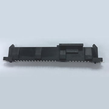 SAC30SN SATA 22P Combo Plug Vertical Low-Profile RIB, SMT Type