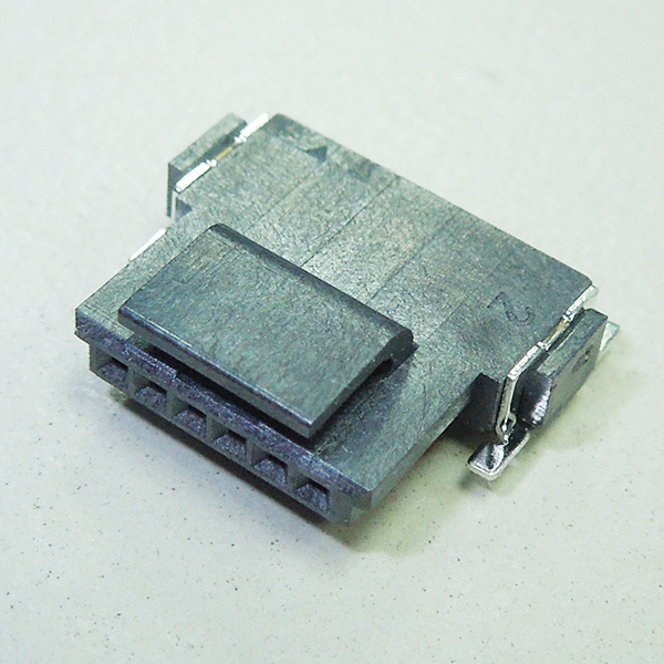 SMC05 1.27mm Pitch Single Board to Board Female Connector Horizontal SMT TYPE (Mini Bridge)