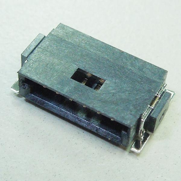 1.27mm Pitch Single Board to Board Male Connector Horizontal SMT TYPE (Mini Bridge)