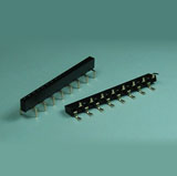 2801-NBS & NB1 & B2 SERIES FEMALE HEADER DUAL ENTRY TYPE   - Vensik Electronics Co., Ltd.