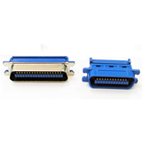 57F&FE SERIES (PLUG) IDC MALE FOR FLAT CABLE WITH SPRING LATCHES TYPE   - Vensik Electronics Co., Ltd.