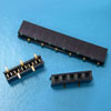 6801L SERIES CENTER DUAL ROW PCB CONNECTOR