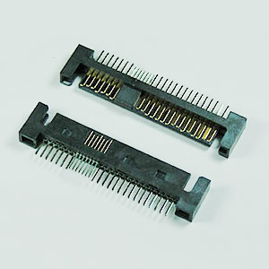 SAS7+15+7-MS - SAS 7+15+7P STANDARD DIP MALE - Vensik Electronics Co., Ltd.