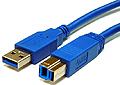 USB 3.0 B(M)-A(F) CABLE