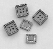 196  series - PLCC-Chip-Carrier Sockets  for Dip straight & SMT- Type-flat - Weitronic Enterprise Co., Ltd.