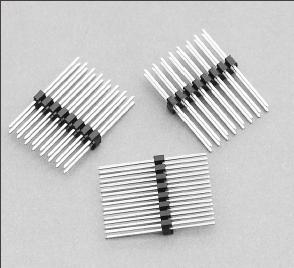 314 series - Pin -Header- Strip- Single / Double/Triple/Four  row- 2.0mm pitch - Weitronic Enterprise Co., Ltd.