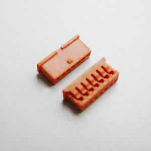 1.25 mm Single Row Crimp Terminal Housings