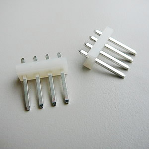 5.08 mm Straight Angle Pin Header