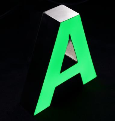 LED發光字 正發光樹脂字