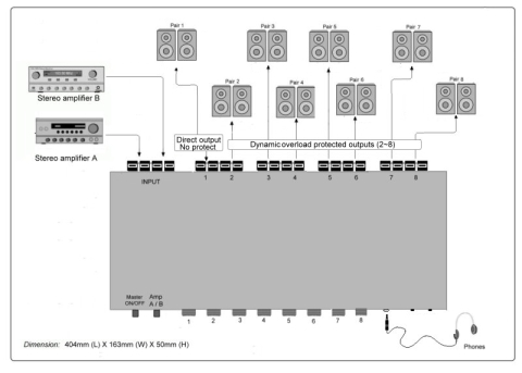 Audio products - Technolink Enterprise Co  - Audio amplifiers, phono